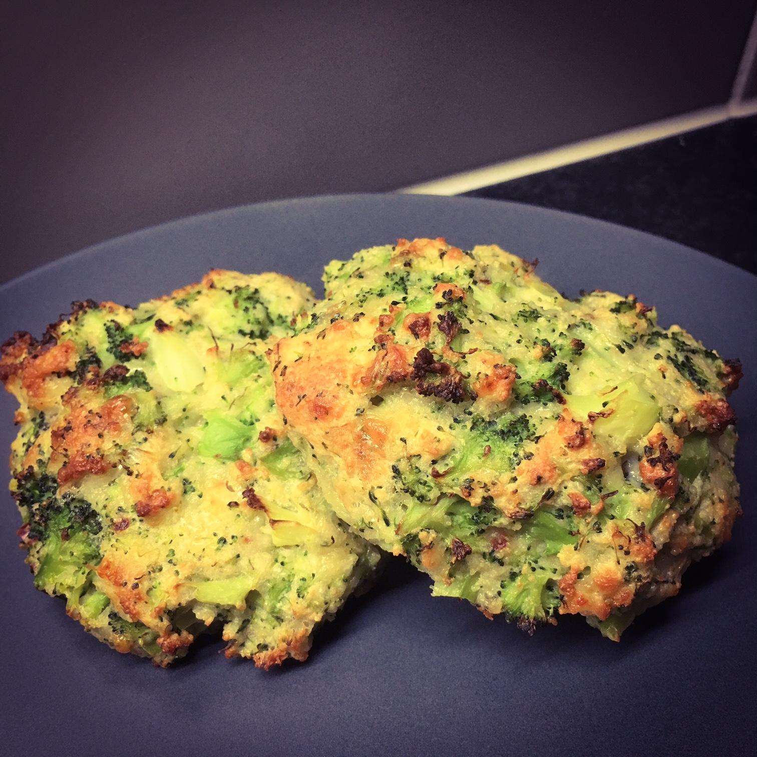 Broccolibiffar Ost & Vitlök
