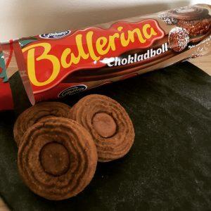 Ballerina Chokladboll