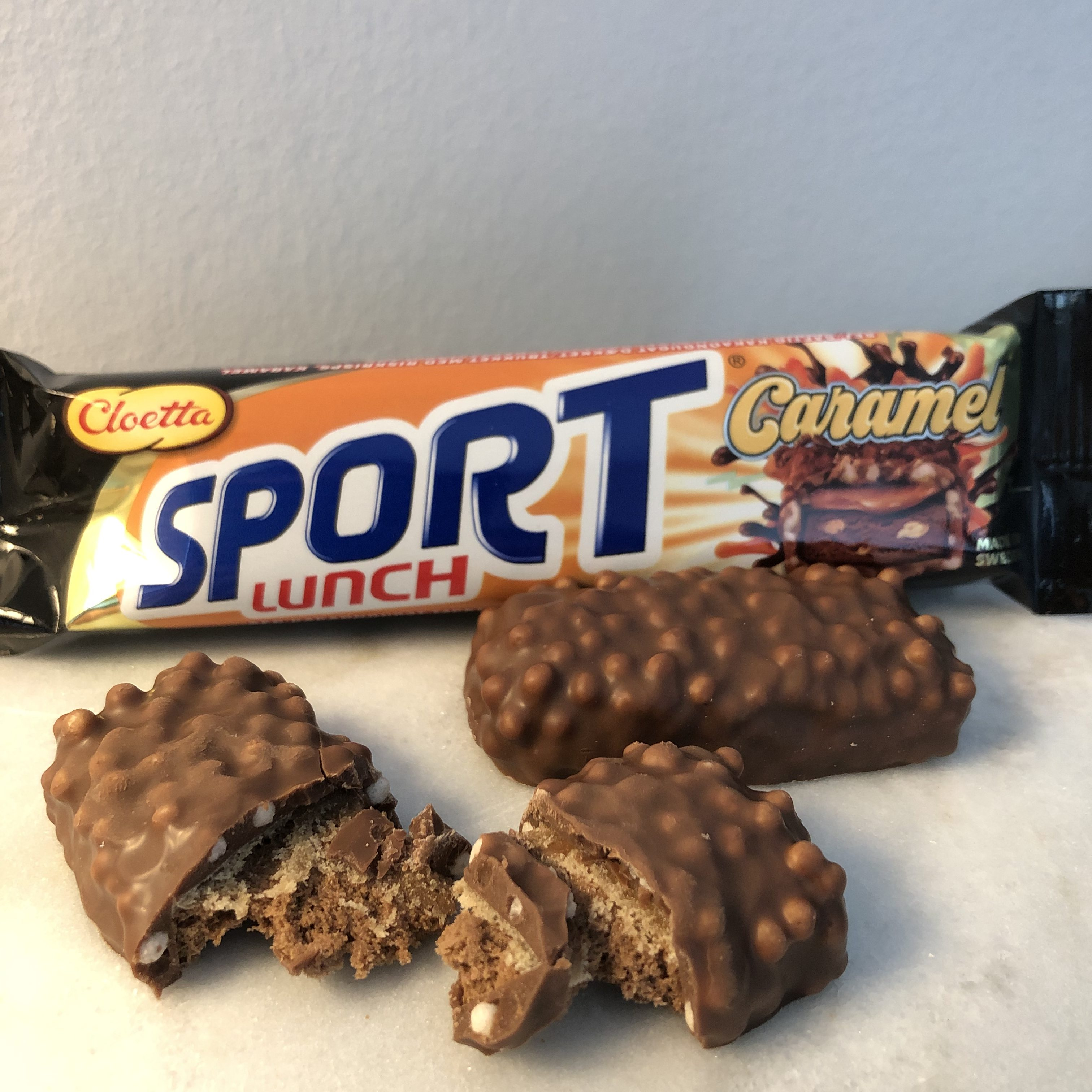 Cloetta Sportlunch Caramel